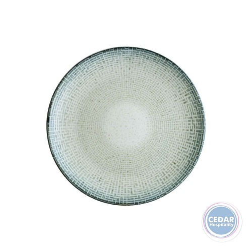 Bonna Maze Round Coupe Plate - 2 Sizes