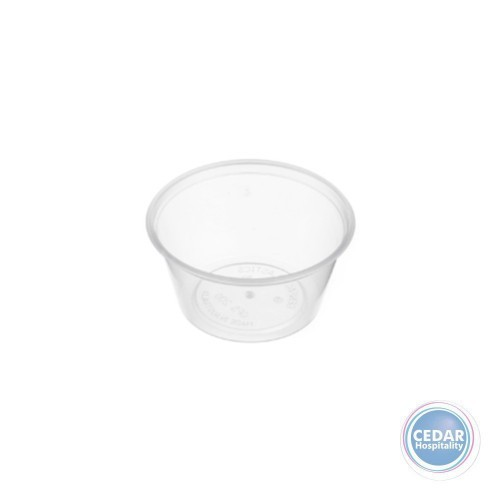 Genfac Sampling Cups 50ml - 5000/ctn