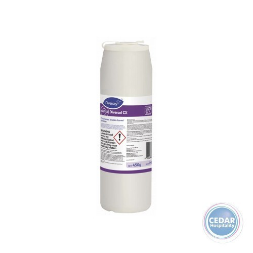 Suma Diversol CX Powder Cleaner Sanitiser 450g