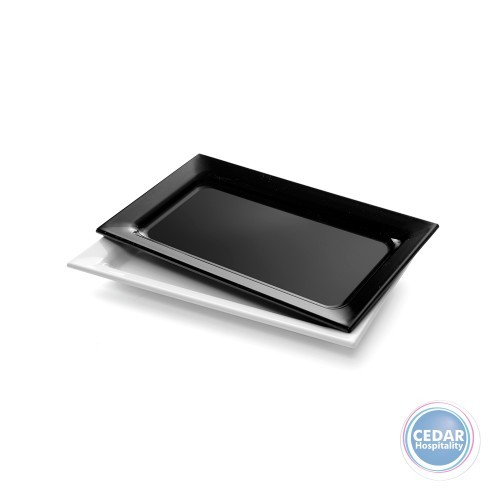 MTA Rectangular Display Platter 17 x 11inch - 2 Colours