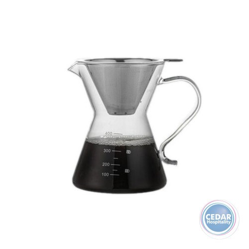 Coffee Culture Pour Over Coffee Maker / Dripper 200ml