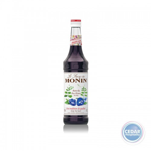 Monin Butterfly Pea Flower syrup