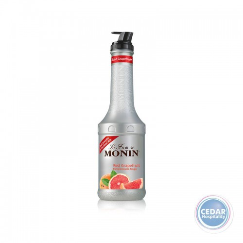 Monin Red Grapefruit Syrup