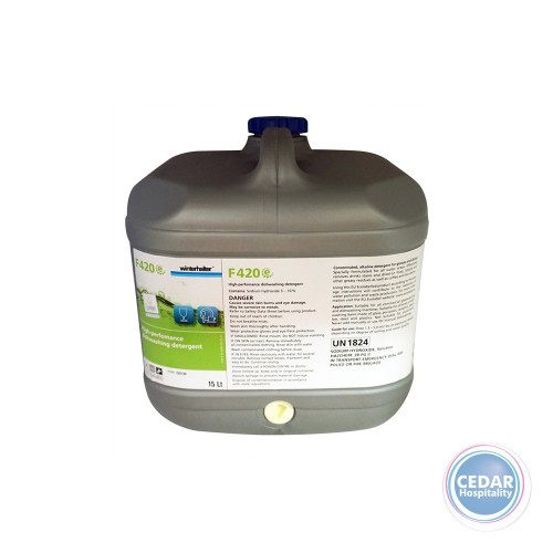 Winterhalter Liquid Glass-Washing Detergent  - 5.0Litre
