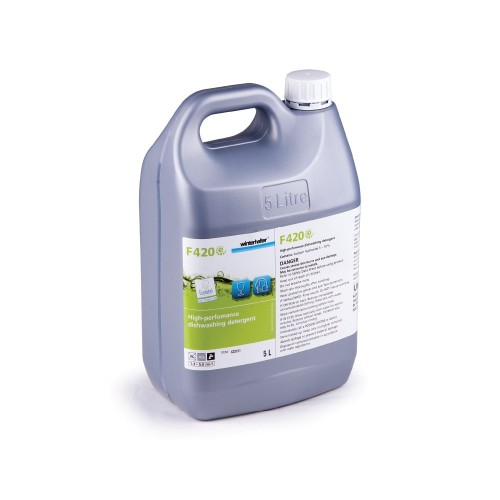 Winterhalter Liquid Glass-Washing Detergent  - 5.0Litre (F420)