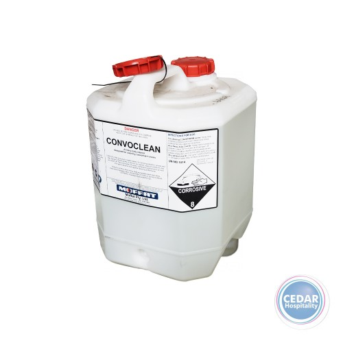 Moffat Convotherm Clean Chemical 10lt