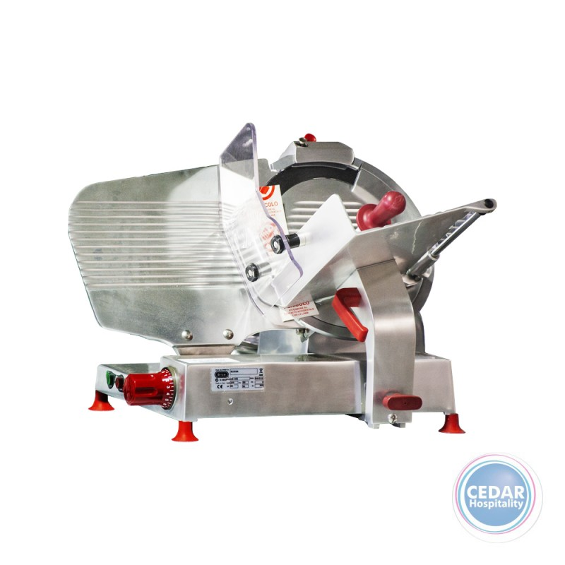 Semi Automatic Belt Driven Slicer OMAOG35E