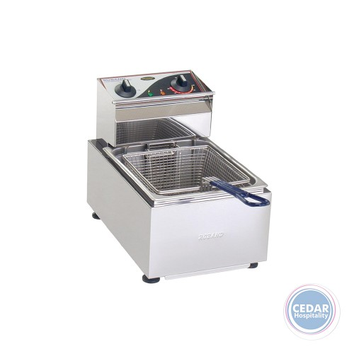 Roband Single Pan Fryer - 1 Basket