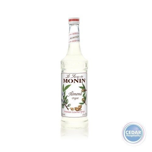Monin Syrup 700ml - Almond