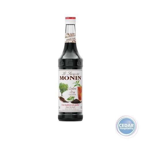 Monin Syrup 700ml - Ceylon Tea