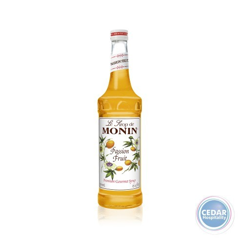 Monin Syrup 700ml - Passionfruit