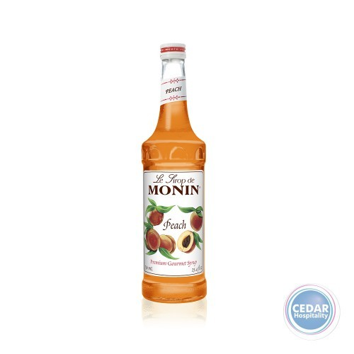 Monin Syrup 700ml - Peach