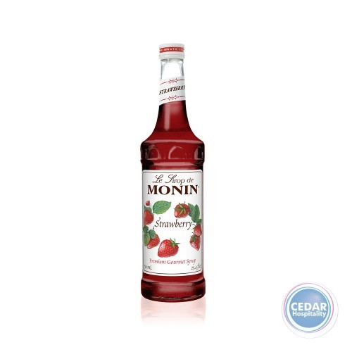Monin Syrup 700ml - Strawberry