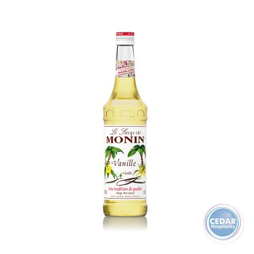 Monin Syrup 700ml - Vanilla