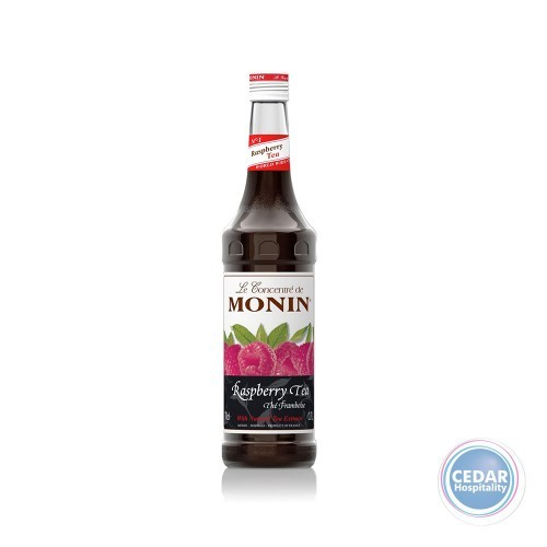 Monin Syrup 700ml - Raspberry Tea