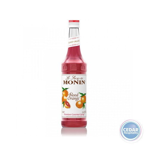 Monin Syrup 700ml - Blood Orange