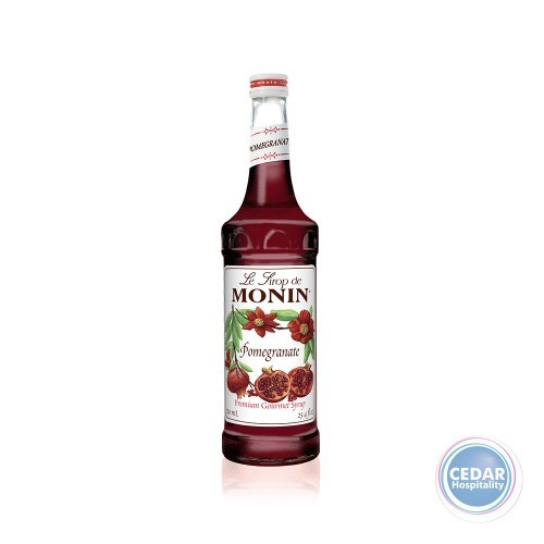 Monin Syrup 700ml - Pomegranate