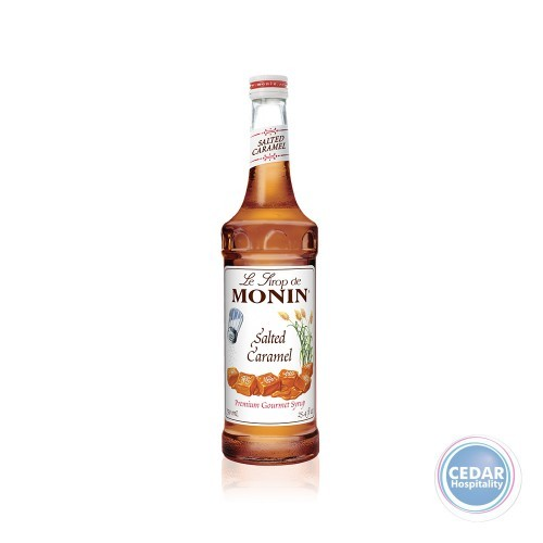 Monin Syrup 700ml - Salted Caramel