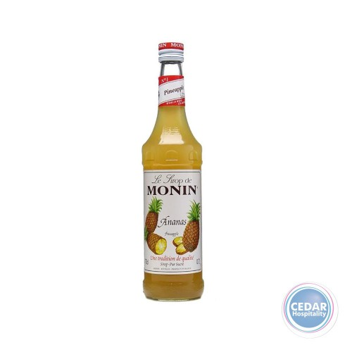 Monin Syrup 700ml - Pineapple