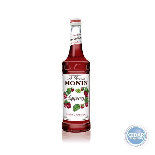 Monin Syrup 700ml - Raspberry