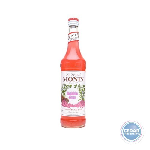 Monin Syrup 700ml - Bubblegum