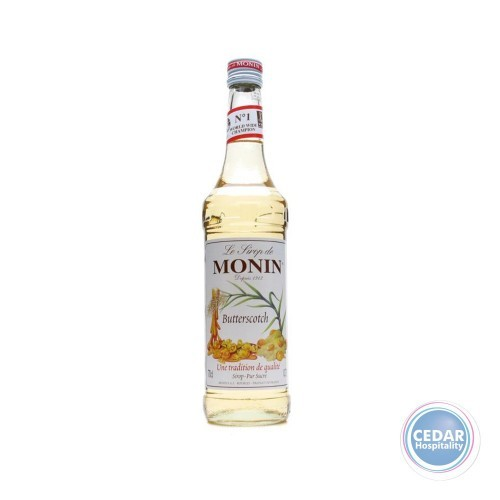 Monin Syrup 700ml - Butterscotch