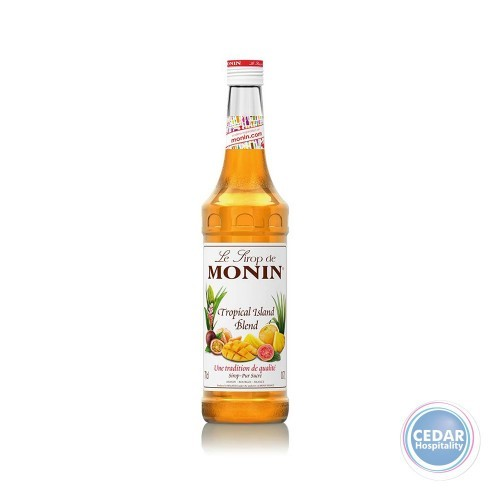 Monin Syrup 700ml - Tropical Island