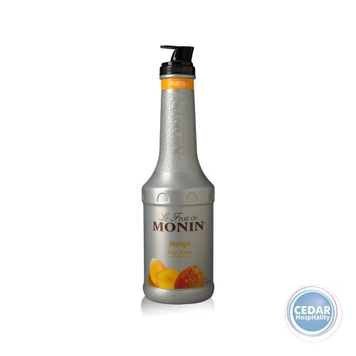 Monin Fruit Mix Puree 1.0Litre - Mango