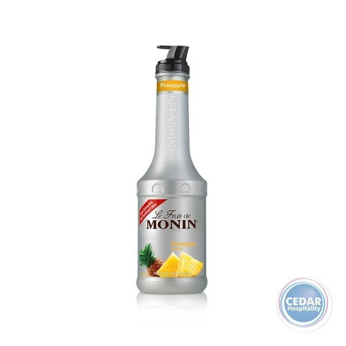Monin Fruit Mix Puree 1.0Litre - Pinapple