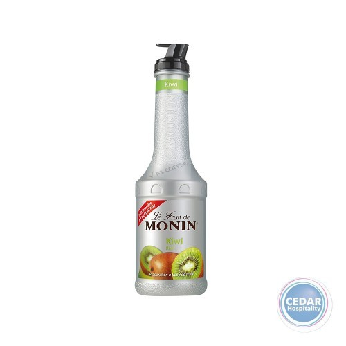 Monin Fruit Mix Puree 1.0Litre - Kiwi