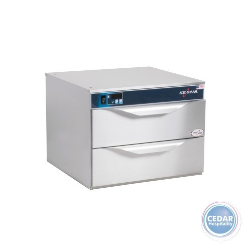 Alto Shaam Drawer Warmer 2 Food Holding Drawers 5002D