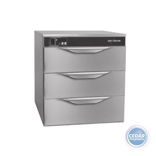 Alto Shaam Drawer Warmer 3 Food Holding Drawers 5003D