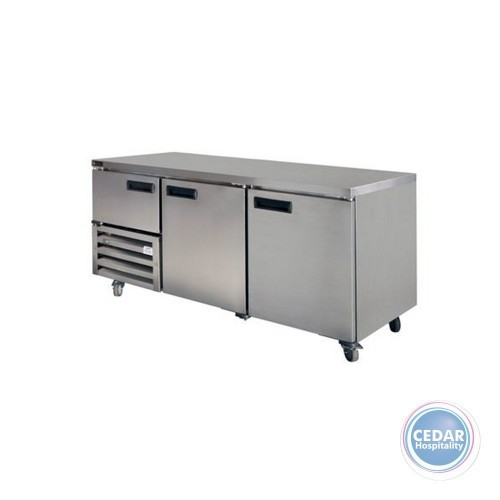 Anvil Aire Underbar Fridge -  2.5 Doors