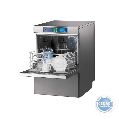 Compact Glasswasher Profi GC Includes Chemical Dispensers