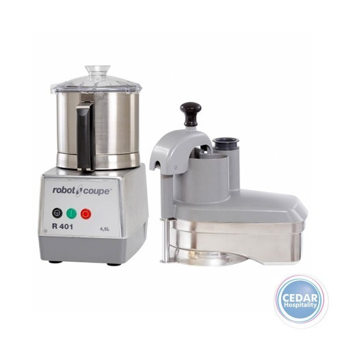 Food Processor R401 - 4.5Lt Bowl