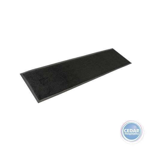 Barmat Black 900x250mm