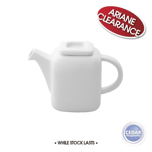 Ariane Vital - Rectangle Tea Pot With Lid