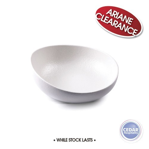 Ariane Dazzle White Vital Coupe Bowl - 4 Sizes