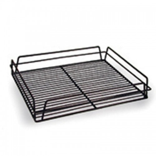 Pub  Glass Tray - Plastic Coated - Black