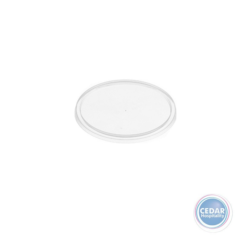 Genfac Large Round Lids For 220/280/440/700/850ml - BX/500