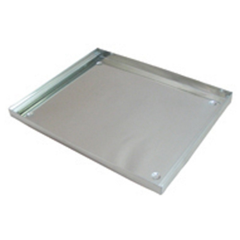 Drip Tray Stainless Steel