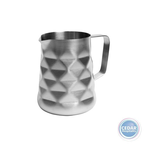 Coffee Culture Stainless Steel Milk Frothing Jug - 2 Sizes