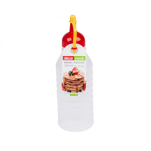DECOR GENERAL PURPOSE SQUEEZE BOTTLE 500ML