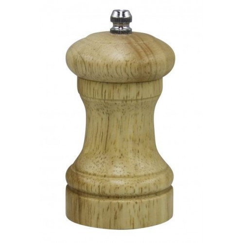 SALT/PEPPER MILL BIRCHWOOD DUO CERAMIC GEAR 100MM