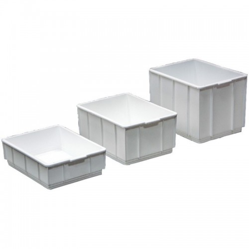White Tote Box - 3 Sizes