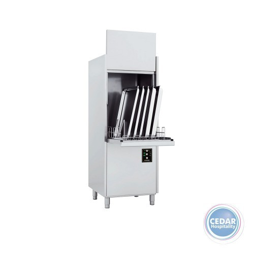 Hobart Ecomax Utensil & Tray Washer Tall Single