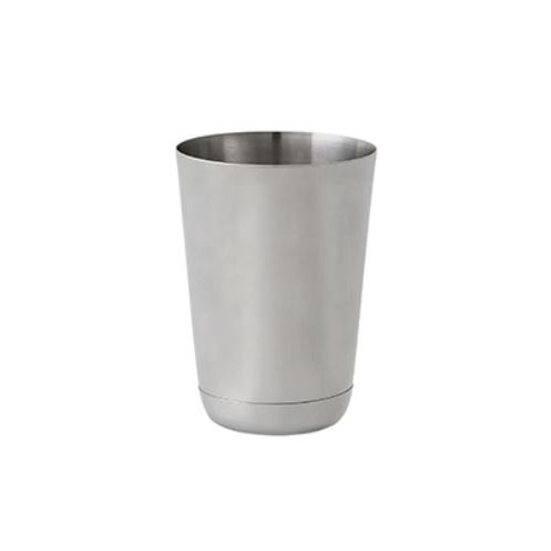COCKTAIL SHAKER BASE ONLY S/S 444ML MEDIUM