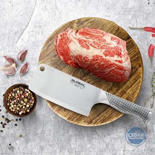 Global Meat Cleaver 16cm