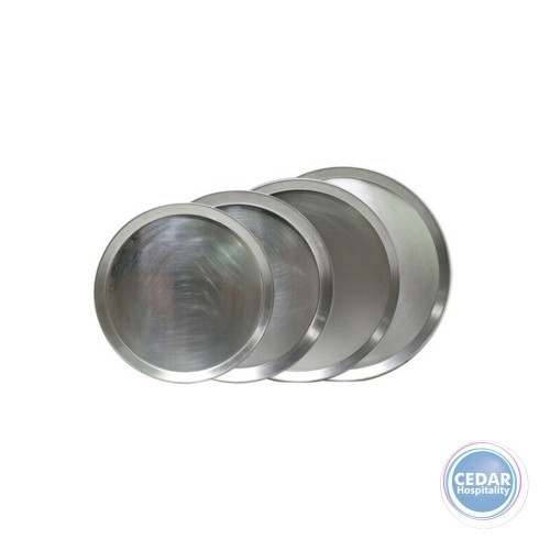 Pizza Tray Aluminium - 12 Sizes
