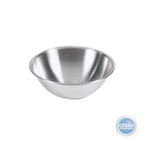 Mixing Bowl Stainless Steel - 13 Sizes